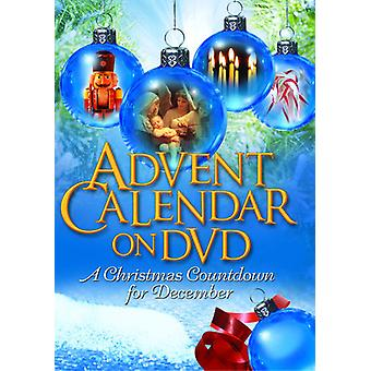 Advent Calendar [DVD] USA import