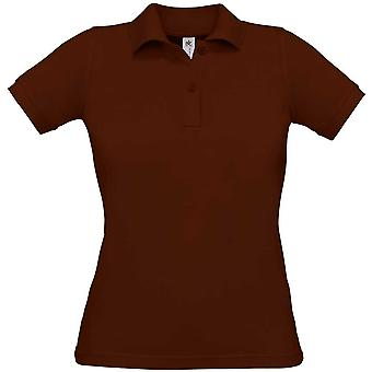 B&C Collection Womens Safran Pure Polo Shirts