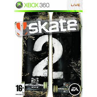 Skate 2 (Xbox 360)-nieuw