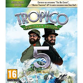 Tropico 5 Penultimate Edition (Xbox One) - Neu