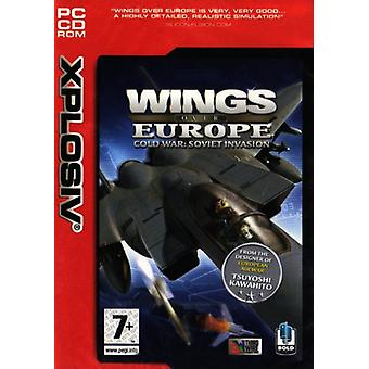 Wings over Europe (Pc CD) - Usine scellée