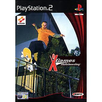 ESPN X-Games Skateboarding - New
