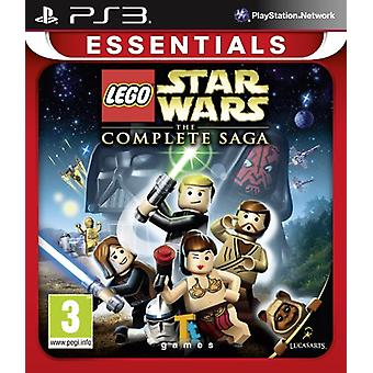 LEGO Star Wars The Complete Saga (PS3) - Nouveau