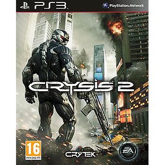 Crysis 2 (PS3)-nya