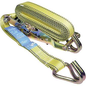 LAS 10333 Double strap Low lashing capacity (single/direct)=500 daN (L x W) 5 m x 25 mm