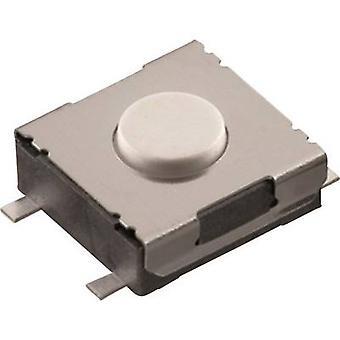 Würth Elektronik WS-TSW 430471025826 Druckknopf 12 V DC 0.05 A 1 x Off/(On) momentan 1 Stk.(s)