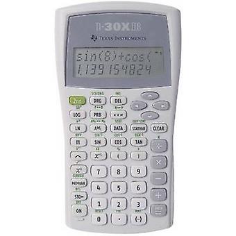 Texas Instruments TI-30 X IIB CAS calculadora Silver Display (dígitos): 11 alimentado por batería (an x al x ancho) 82 x 19 x 155 mm