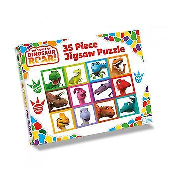Dinosaur Roar! 35 Piece Jigsaw Puzzle