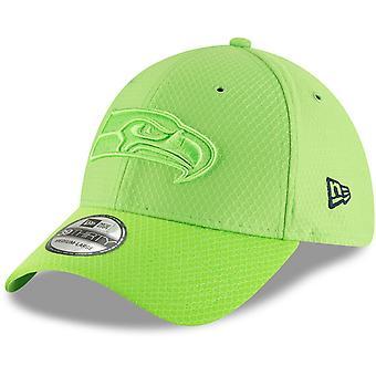New era 39Thirty Cap - color Rush Seattle Seahawks