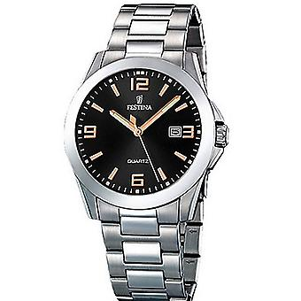 Festina mens watch F16376-6