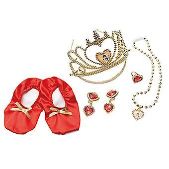 Snow White costume box set costume set 6 piece for children