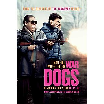 War Dogs Movie Poster (11 x 17)