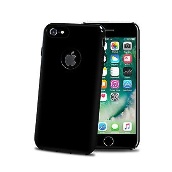 Celly Gelskin TPU iPhone SE 7/8/2020 Black