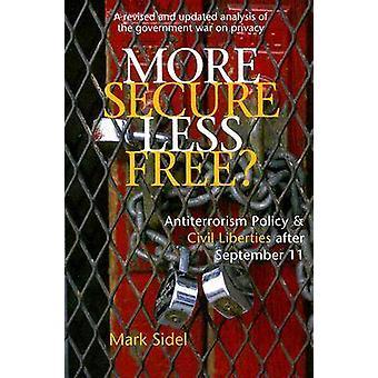 ¿Más segura - menos libres? -Política antiterrorismo y derechos civiles Af