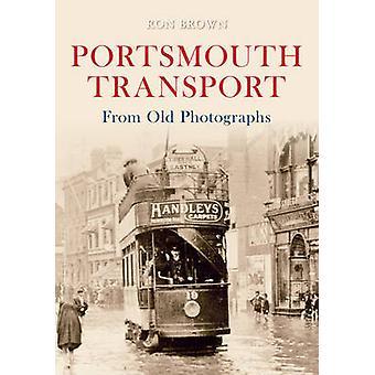 النقل بورتسموث من الصور الفوتوغرافية القديمة رون براون--978144560136
