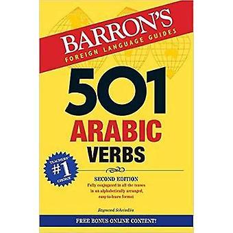 501 verbes arabes par Raymond P. Scheindlin - Book 9781438008745
