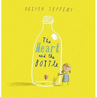 Hjärtat och flaskan. Oliver Jeffers