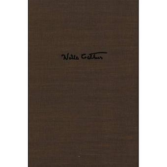 Cathers gesammelten Kurzgeschichten, 1892-1912