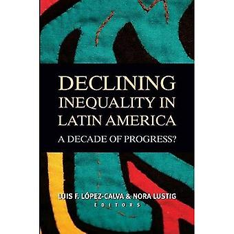 Minskande ojämlikhet i Latinamerika: ett decennium av framsteg?