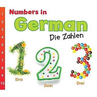 Numre på tysk: Die Zahlen (verdenssprog - tal)