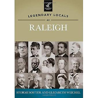 Legendary Locals of Raleigh, North Carolina
