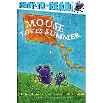 Mouse Loves Summer (Ready-To-Read: Pre-Level 1)