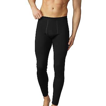 Mey 42442-123 Men's Mey Performance Black Ankle Length Leggings