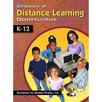 Verzeichnis der Distance-Learning-Möglichkeiten K12 von Modoc Presse & Inc