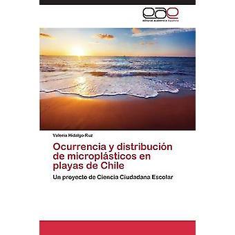 Ocurrencia y Distribucion de Microplasticos En Playas de Chile by HidalgoRuz Valeria