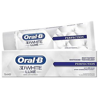Oral B 3D White Luxe Perfection Tandpasta 75 ml