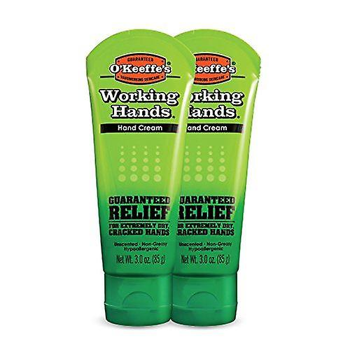 O'Keeffe's Working Hands Tube 85g (2 Pack)