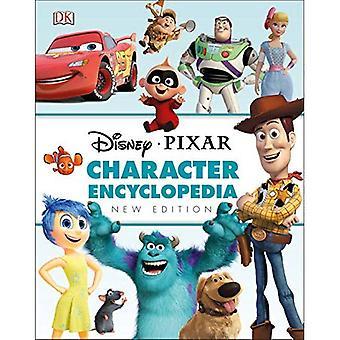 Disney Pixar tecken Encyclopedia ny utgåva