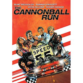 Cannonball Run [DVD] USA import
