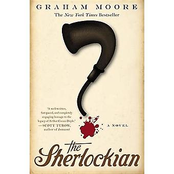 The Sherlockian by Graham Moore - 9780446572583 Book