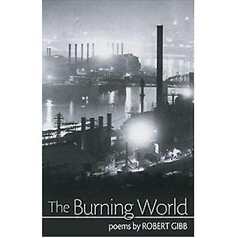 Burning World  - Poems Book