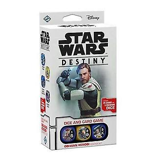 Obi-Wan Kenobi Starter Set Star Wars Destiny Card Game
