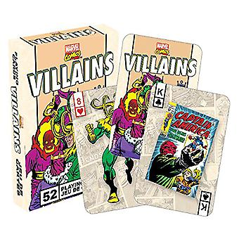 Marvel Villains Retro Playing Cards