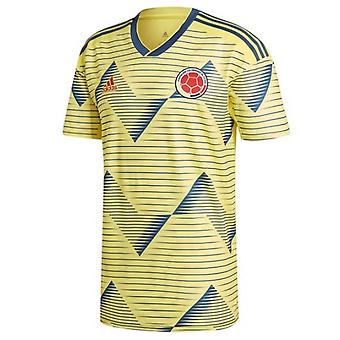 2019-2020 Colombia hjem Adidas Fotballdrakt
