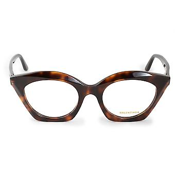 Balenciaga BA 5077 052 50 Oval Cat Eye Eyeglasses Frames