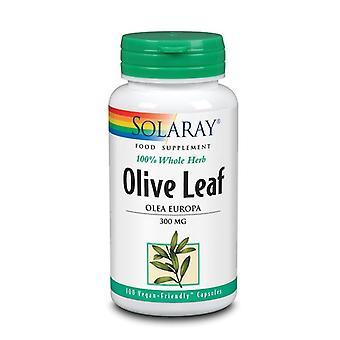 Solaray Olive Leaf 300mg Capsules 100 (1071)