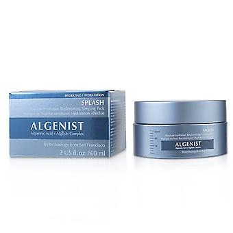 Algenist SPLASH absolute hydratatie vullen Sleeping Pack 60ml/2oz