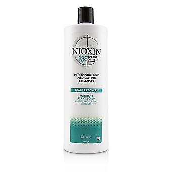 Nioxin Scalp Recovery Pyrithione Zinc Medicating Cleanser (for Itchy Flaky Scalp) - 1000ml/33.8oz