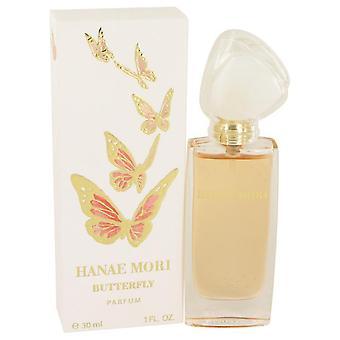 Hanae mori pure perfume spray by hanae mori 442451 30 ml
