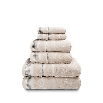Berkley 6 Piece Towel Bale Natural