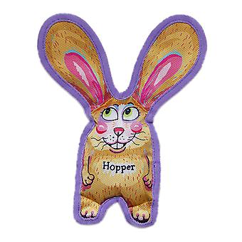 Fuzzu All Ears Hopper Dog Toy
