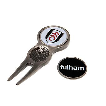 Fulham FC Divot Tool And Marker