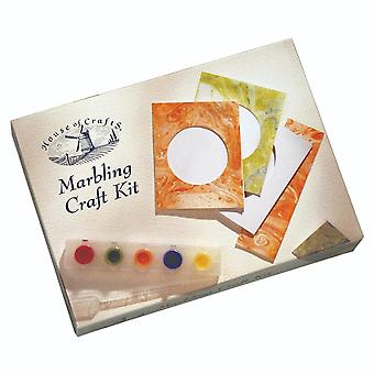 House of Crafts Marbling Craft Kit