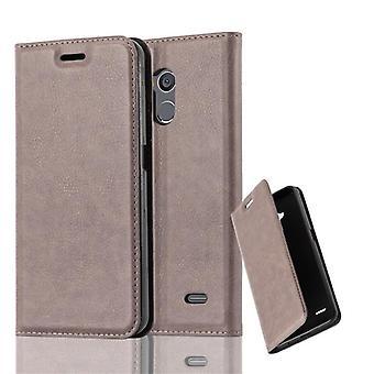 Custodia Cadorabo per la copertura caso DI .TE BLADE V7 LITE - Custodia del telefono con chiusura magnetica, funzione Stand e custodia per scheda - Case Cover Case Case Case Book Folding Style