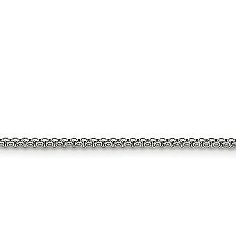 In acciaio inox lucidato catena pendente di fantasia astice chiusura 2,20 mm - Lunghezza: 16-24