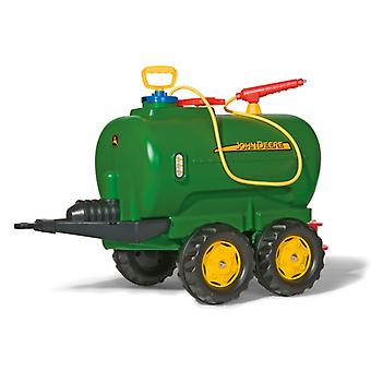 John Jumbo Twin Axle Tanker with Pump & Spray Gun - Rolly
